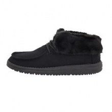 Women's Britt Total Black by Hey Dude in Fort Collins CO