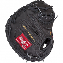 "Heart Of The Hide Catchers Mitt 34"" Y. Molina Gd by Rawlings"