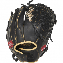 Shut Out 12.5 Fp, Pull Strap/Bskt, FS by Rawlings