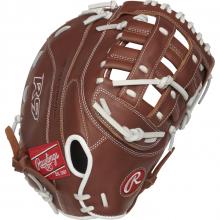 R9 Fb/Mod. H-Web Softball Glove - 12.5