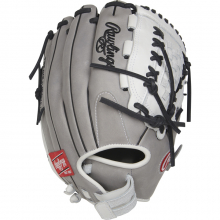"Hoh Pull Strap/Dbl Laced Bskt SB Glove - 12.5"" by Rawlings"