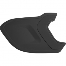 MACH Batting Helmet Extender 1-Tone (lhb)