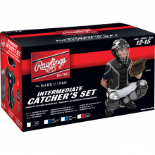 Renegade Catcher's Sets - Ages 12-15 Years