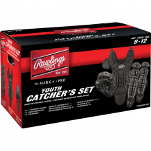 Players Series Catchers Set Yth - Ages 9-12 Years by Rawlings
