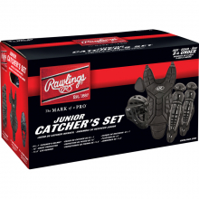 Players Series Catchers Set Jr - Ages 6-9 Years