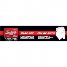 Recreational Throw Down Base Set by Rawlings