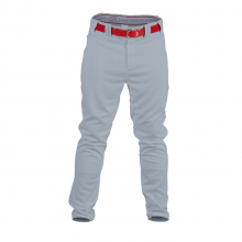 Mens Plated Solid Pant