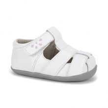 Brook III INF White/Pink by See Kai Run