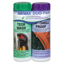 Softshell Duo-Pack by Nikwax
