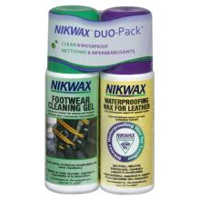 Waterproofing Wax - Liquid Duo-Pack by Nikwax