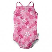 1pc Swimsuit with Built-in Reusable Absorbent Swim Diaper by Green Sprouts, Inc. in Squamish BC