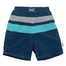 Color Block Trunks With Built-in Reusable Swim Diaper by Green Sprouts, Inc. in Squamish BC