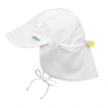 Flap Sun Protection Hat by Green Sprouts, Inc.