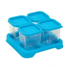 Fresh Baby Food Glass Cubes (4oz/4pk)