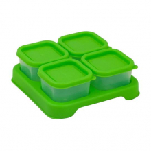 Fresh Baby Food Unbreakable Cubes (2oz/4pk) by Green Sprouts, Inc. in Squamish BC