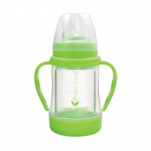 Glass Sip & Straw Cup by Green Sprouts, Inc.