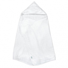 Muslin Hooded Towel made from Organic Cotton by Green Sprouts, Inc.