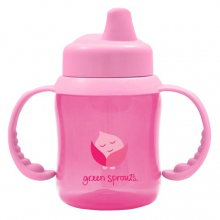 Non-spill Sippy Cup by Green Sprouts, Inc.