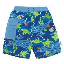 Pocket Trunks w/Built-in Reusable Absorbent Swim Diaper by Green Sprouts, Inc.