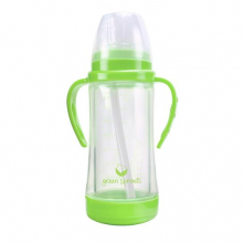 Straw Cup made from Glass - 8oz by Green Sprouts, Inc.