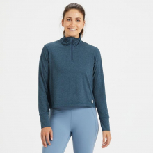 Women's Crescent 1/2 Zip by Vuori