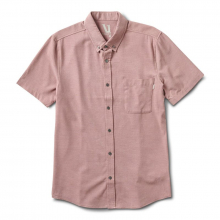 Men's S/S Bishop Button-Down