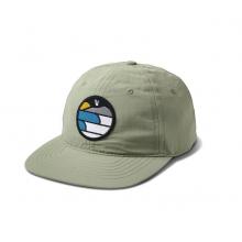 Men's Waves Mountain Sun Hat