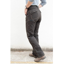 Women's Day Construct in Dark Brown Canvas by Dovetail Workwear