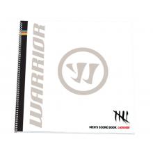Men'S Scorebook by Warrior Sports