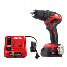 Power Core 12 Brushless 12V 1/2'' Cordless Drill Driver Kit With Power Jump Charger