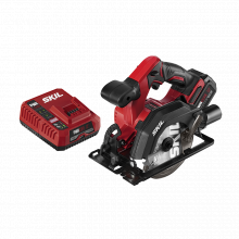 """Power Core 12 Brushless 12V 5-1/2"""" Circular Saw With Power Jump Charger by SKIL"""