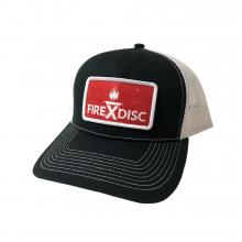 Patch Trucker Hat by FIREDISC in Chelan WA