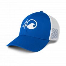Classic Trucker Hat 4O Logo by 4ocean