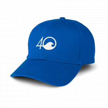 Low Profile Hat 4O Logo by 4ocean