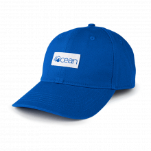 Low Profile Hat 4ocean Patch by 4ocean