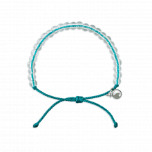 White-sided Dolphin Braided Bracelet by 4ocean