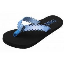Kids Della Scalloped Straps W/Eva Footbed Sandals