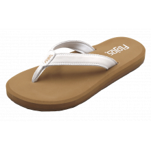 Women's Colette 2.0, Smooth Leather Thong W/Soft Eva, Og Outsole