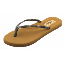 Women's Fiesta, Thong, Padded Sock, Arch Support