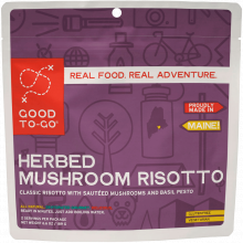 Good To-Go Herbed Mushroom Risotto by Jetboil in Greenwood Village CO