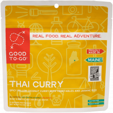 Good To-Go Thai Curry by Jetboil in Greenwood Village CO