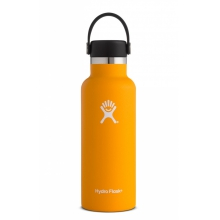 18 oz Standard Mouth w/ Standard Flex Cap by Hydro Flask in Branford Ct