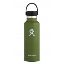 18 oz Standard Mouth w/ Standard Flex Cap by Hydro Flask in Nanaimo Bc