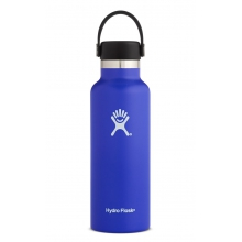 18 oz Standard Mouth w/ Standard Flex Cap by Hydro Flask in Nelson Bc