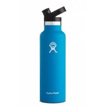 21 oz  Standard Mouth w/ Sport Cap by Hydro Flask