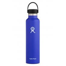 24 oz Standard Mouth w/ Standard Flex Cap by Hydro Flask in New Denver Bc