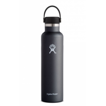 24 oz Standard Mouth w/ Standard Flex Cap by Hydro Flask in Red Deer Ab