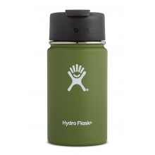 12 oz Coffee Wide Mouth W/Flip Lid by Hydro Flask in Red Deer Ab