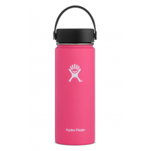 18 oz Wide Mouth W/Flex Cap by Hydro Flask in Prescott Az