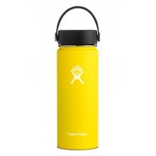 18 oz Wide Mouth W/Flex Cap by Hydro Flask in Costa Mesa Ca